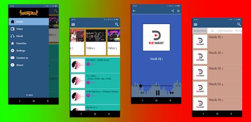Dangdut DJ Koplo Mp3 Terbaru Gratis Offline apk