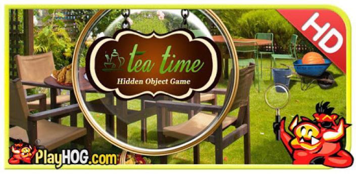 Free New Hidden Object Games Free New Fun Tea Time apk