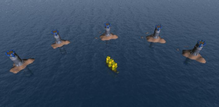 Battle of Sea: Pirate Fight apk