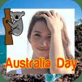 Australia Day Photo Frames Icon
