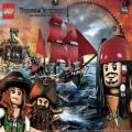 Lego Pirates of The Caribbean Icon