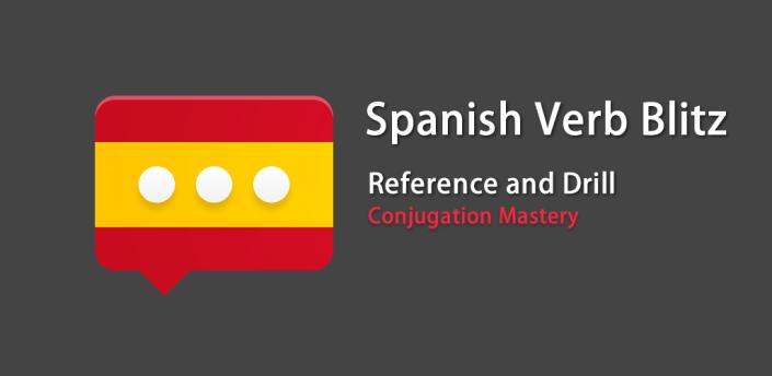 Spanish Verb Blitz Pro apk