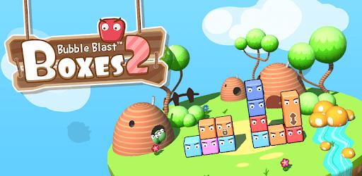 Bubble Blast Boxes 2 apk