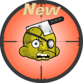 Shoot hungry zombie Icon
