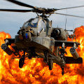 Gunship Force:Helicopter Games Icon