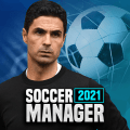 Soccer Manager 2021 - Football Management Game Icon