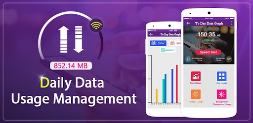 Daily Data Usage Monitor : Data Manager apk