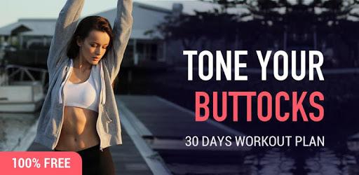 Buttocks Workout - Hips, Butt Workout apk