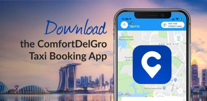 ComfortDelGro Booking App apk