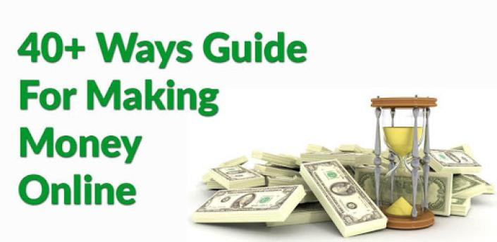 40+ easy ways to make money !! apk