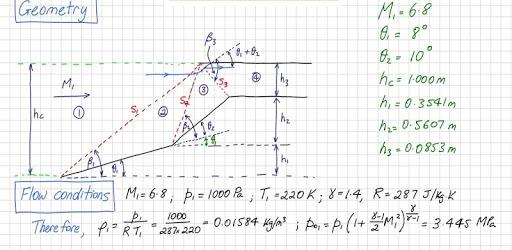 Compressible Flow Calculator apk