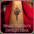 Simple Tattoo Design Ideas Icon