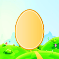 Children's Eggs Icon