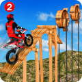 Crazy Bike Stunt Master : Bike Games 2020 Icon