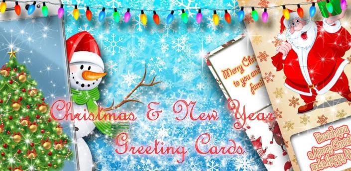 Christmas Greeting Cards 🎄 Wishing Card Maker apk