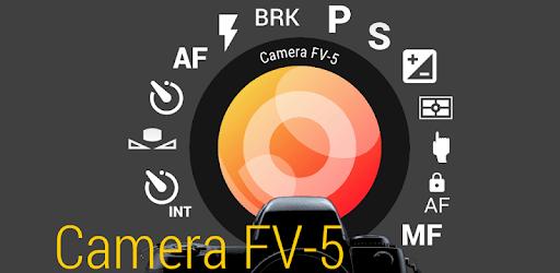 Camera FV-5 apk