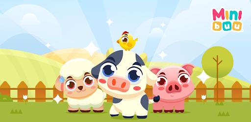 Farm Games for Kids apk
