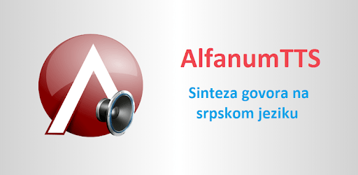 AlfaNumTTS SER apk