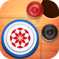 Carrom Stars - Play 3D Carrom Board Game Online Icon