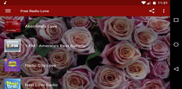 Free Radio Love apk