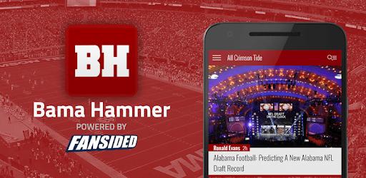 Bama Hammer: Crimson Tide News apk