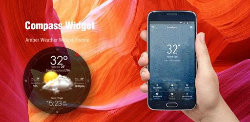 Local Weather Report Widget apk