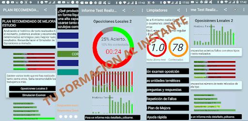 Test Estatuto Autonomía de Andalucía apk