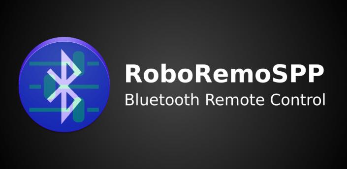 RoboRemoSPP - Bluetooth RC apk