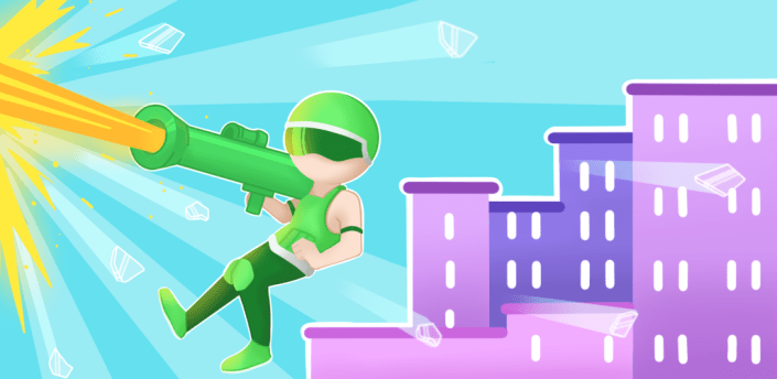 Bazooka Mayhem apk
