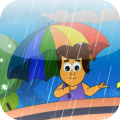 Rain Rain Go Away Icon