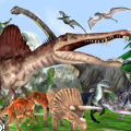 Dino World Online - Hunters 3D Icon