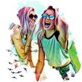 Photo Lab : Shattering Effect Picture Editor Icon