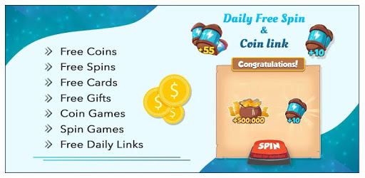 Daily Spins and Coins Links apk
