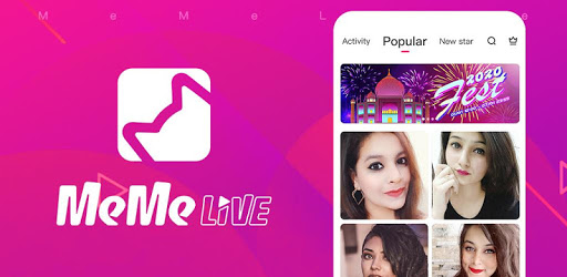 MeMe Live - Live Stream Video Chat & Make Friends apk