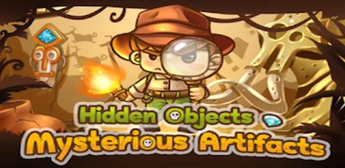 Hidden Objects : Mysterious Artifacts apk
