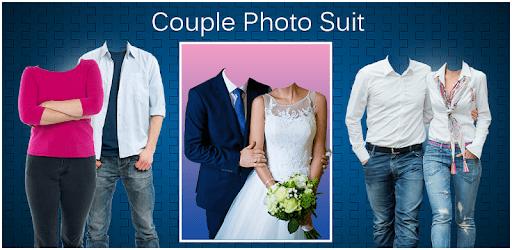 Couple Photo Suit apk