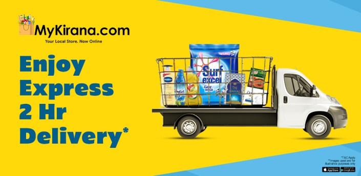 MyKirana – Online Grocery Shopping App apk