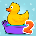 Toddler Learning Games for 2, 3 year olds Ads Free Icon