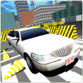 City Limo Car Parking Sim 3D Icon