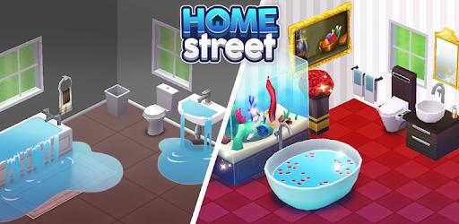 Home Street – A House Design Game apk