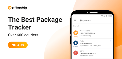 AfterShip Package Tracker apk