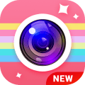 Selfie Beauty Camera Icon