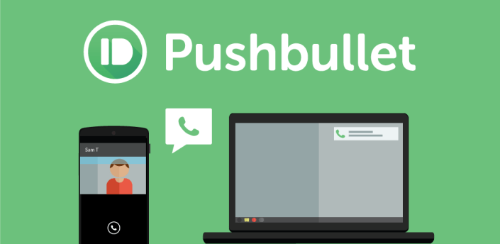 Pushbullet: SMS on PC and more apk
