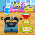 Cooking Donuts Icon