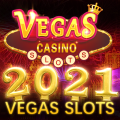 Vegas Slots - Spin Free Casino Slot Machine Games Icon