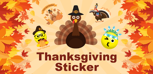 Happy Thanksgiving Day Stickers apk