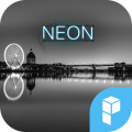 Special Neon launcher theme Icon