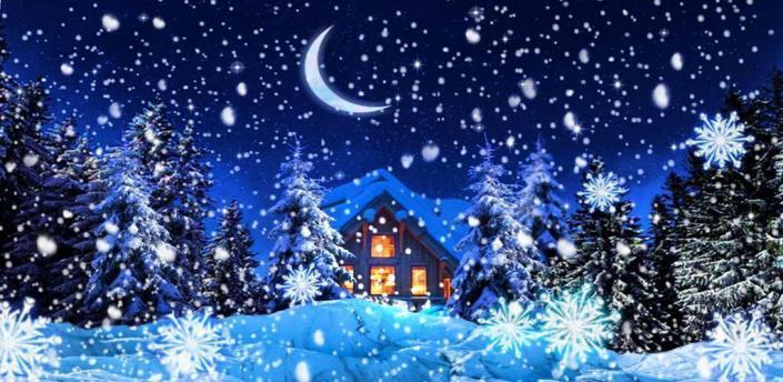 Snow Winter Night apk