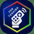 TV Remote for Toshiba Icon