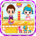 Candy Shop Maker Icon